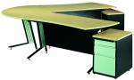 Офисный конференционный стол Stb 404 + Szp 403