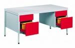 Металлический стол письменный Bim 052