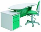 Офисный стол Zbm 304 + Szp 403