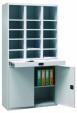 Шкаф металлический для хранения и сортировки документов Sbmk 1